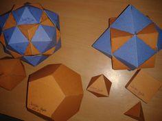 3D Geometry Paper Work