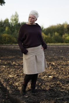 tolles modell von #lottogolithly #nähen #modedesign #schnittmuster #pattern #rock #ootd #meesundmees #jolijou Amy, Jeans Rock, Business Outfit, Normcore, Turtle Neck, Sewing, Winter Outfits, Pattern, Sweaters