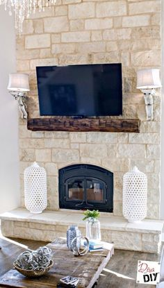 If you like rustic decor, you are going to love this!