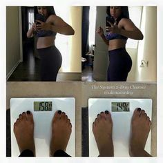 She lost 9 pounds in Just 2 Days!!!! How,  you ask? She used Cleanse! Part of The all New It Works System!!  Here's how it works...  1 in the morning ☀and 1 at night  for 2 days. Once a month is suggested- no more than once a week.  Signs that tell you need a Cleanse: Low energy/tired Constipation/irregular bowel movement Difficulty losing weight-even with exercising/eating healthier Always sick Bad breath  Yes, you can eat on this Cleanse! Yes, this Cleanse is white pants approved Yes, you…