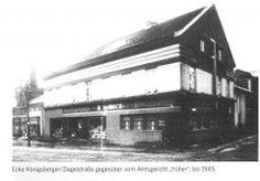 Магазин на перекрёстке нынешних ул. Калининградской и Победы