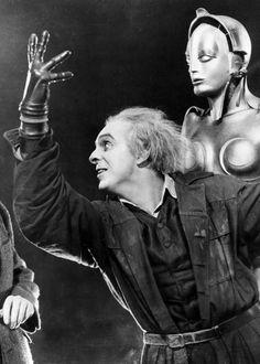 Rudolf Klein-Rogge in Metropolis