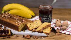 Banánovo-mrkvový chlebík Banana Bread, French Toast, Breakfast, Fit, Desserts, Morning Coffee, Tailgate Desserts, Deserts, Shape