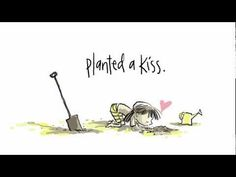 ▶ PLANT A KISS by Amy Krouse Rosenthal - YouTube