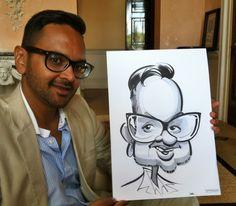 caricature artist - Google Search