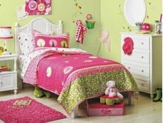 Ladybug Pink Girls Twin Quilt & Sham Set (2 Piece Bedding) by Kids Bedding. $99.99. The set includes: 1- Twin Size 100% Cotton Quilt & 1- Pillow Sham.. The set includes: 1- Twin Size 100% Cotton Ladybug Twin Quilt & Sham Set.  What little girl wouldn't love a cute quilt with Ladybugs on it.  The quilt shell is 100% Cotton with Cotton Fill.