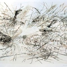 Julie Mehretu - Untitled (Pulse), Print