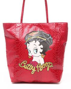 ShopStyle.com: Betty Boop Party Girl Tote $15.99