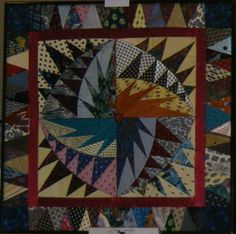 I was recently inspired by a speaker, Jolee Tarbell, at an American Sewing Guild meeting. She showed us dozens of projects made from men& . Quilting Projects, Quilting Designs, Sewing Projects, Necktie Quilt, Tie Pillows, Old Ties, Tie Crafts, Scrappy Quilts, Fabric Art