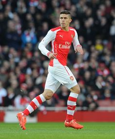 """Gabriel - CENTER BACK, right back, left back. Hamstring (QPR, 4 Mar 2015) Wenger: """"Gabriel has a little hamstring injury and he will be out for two to three weeks. He has a scan today. That means he's not available for the weekend and certainly not for West Ham United or Monaco, but after that he should be available again."""" (6 Mar 2015)"""