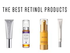 10 retinol products for clear skin.