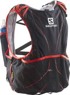 S-LAB ADVANCED SKIN HYDRO 12 SET - Backpacks - Bags & packs - Trail Running - Salomon Usa