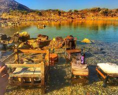 Marmaris Bozburun'da biryerlerde...  @baldansuites 'in misafirperverligiyle, yaz kış buna benzer keyifler yapabilirsiniz...  www.kucukoteller.com.tr/baldan-suites ☎️ 0252-4562027 ・・・ #keyif #kucukoteller
