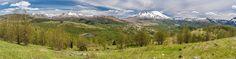 Mount Saint Helens panorama