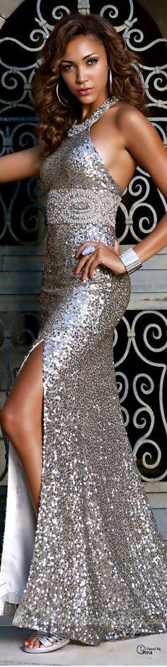 Glamorous Style prom dress