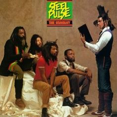 Steel Pulse True Democracy on LP from Warner Bros. Reggae Band Strikes Balance Between Social Commentary and Heartfelt Love Songs Helmed by Iconic Bob Marley, Peter Tosh Producer: Needs Dance Music, Music Songs, Music Videos, Music Albums, Pop Music, World Music, Music Is Life, Radios, Reggae Rasta