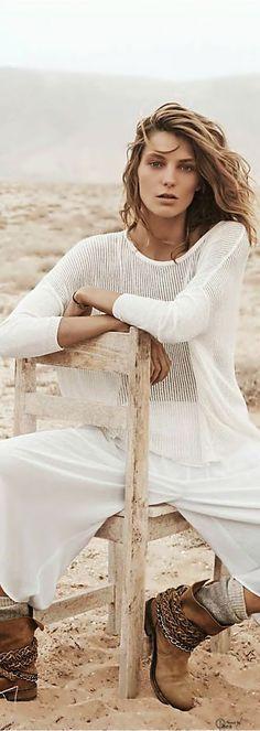 Beach white.
