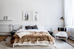 Como transformar seu quarto em um refúgio que repõe as energias e o alto astral