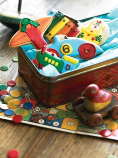 Boys Toys for the littler world traveller!