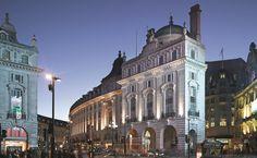 Een weekend in Londen, Engeland en ons verblijf in Cafe Royal Hotel via @TravelRumors Foto credit: Amit Geron