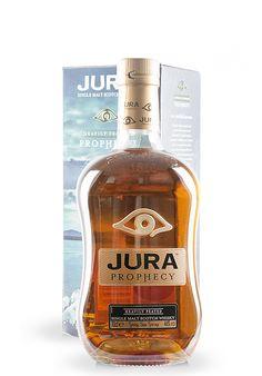 Whisky Isle of Jura Prophecy, Heavily Peated, Single Malt Scotch Whisky (0.7L)
