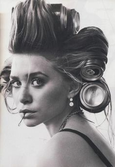 //ashley olsen | marie claire 2007