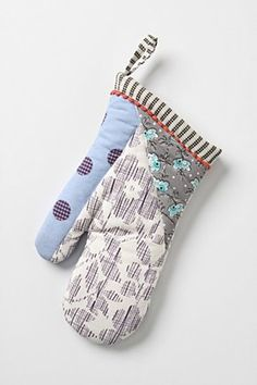 Seasonal Specialties Oven Mitt | Anthropologie.eu