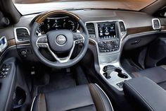 The 2016 Jeep Wagoneer is the featured model. The 2016 Jeep Wagoneer Interior image is added in the car pictures category by the author on May Jeep Grand Cherokee Laredo, 2017 Jeep Grand Cherokee, Jeep Grand Cherokee Srt, Jeep Wagoneer, Station Wagon, Diesel, Reliable Cars, Chrysler Dodge Jeep, Jeep Dodge