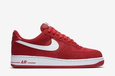 7b214077069 Nike Air Force 1 Men s Shoe Game Red White