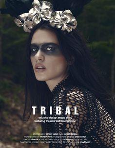 TRIBAL by Sinem Yazici featuring KIKIRIKI for DESIGN SCENE