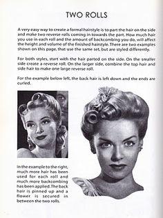 Temperamental Broads Guide To Viva Las Vegas Hair
