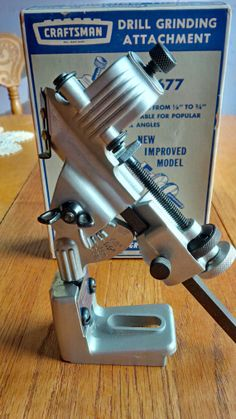Craftsman drill grinding attachment model no. 96677 by Groovinonup, $29.00