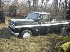 International Harvester Pickup by sombartauction, via Flickr
