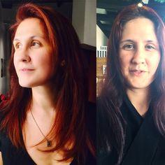 Correção de cor para o ruivo perfeito - Studio Paola Gavazzi
