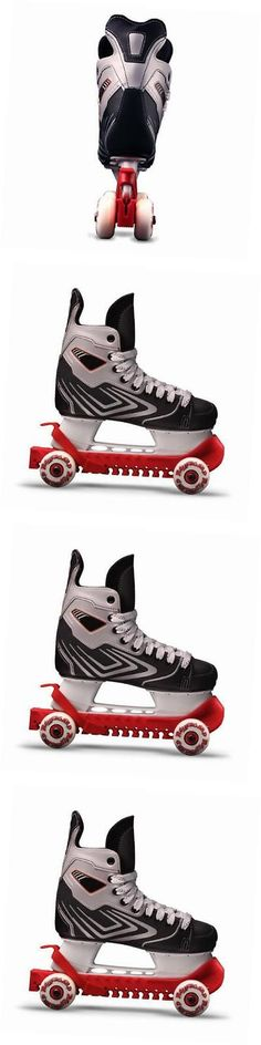 Other Hockey Skates 165935: Ice Skate Guard, Red -> BUY IT NOW ONLY: $78.59 on eBay!