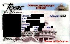 Texas Concealed Carry Laws - http://freedomprepper.com/2520/texas-concealed-carry-laws/