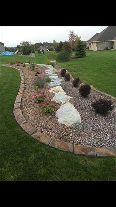 Landscape Edging Borders, Landscape Curbing, Stepping Stones, Sidewalk, Outdoor Decor, Stair Risers, Side Walkway, Walkway, Walkways