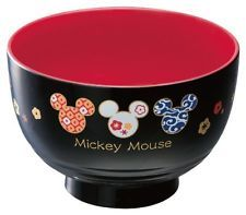Mickey Mouse Traditional Japanese Soup Bowl