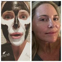 apply different masks to different zones of the face, which often have different needs