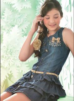 Vestido Jeans Diforini