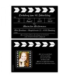 Einladungskarten-Regieklappe-Filmklappe-Hollywood-Film-Geburstagseinladung-mit-Ihrem-Bild