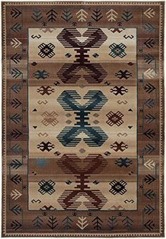 Rizzy Home BV3705 Bellevue Power-Loomed Area Rug, 7-Feet 10-Inch by 10-Feet 10-Inch, Southwest, Beige Rizzy Home http://www.amazon.com/dp/B00DM2XVFO/ref=cm_sw_r_pi_dp_CKvFub1PZSE7C