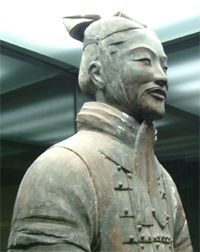 Xi'An. Soldat Terracotta Army, Ancient China, Sculpture, Statue, Terra Cotta, History, Warriors, Images, Asia