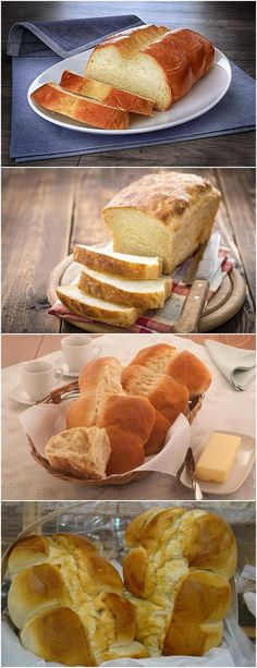 Super Easy Homemade Bread (without kneading) - Ellene Tapsell Mousse, Chocolate Cheesecake, Sweet Desserts, Confectionery, Super Easy, French Toast, Bread, Homemade, Breakfast