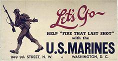 USMC Recruiting Posters