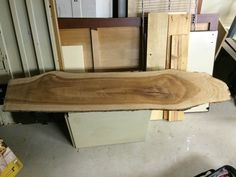 Coffee Table requested by the Fiancee
