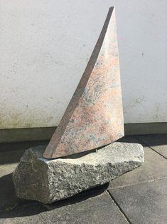 Rock Sculpture, Pottery Sculpture, Abstract Sculpture, Stone Sculptures, Stone Statues, Contemporary Sculpture, Stone Carving, Oeuvre D'art, Art Nouveau
