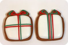 Decorated Christmas Cookies | Sweetopia