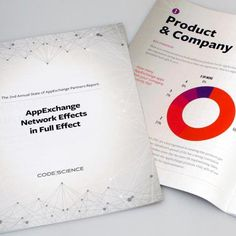 CodeScience State of the Exchange Report – Annual, by DK Design Studio. 28 page, saddle stitch, book. Stitch Book, Social Media, Studio, Design, Studios, Social Networks, Design Comics, Studying