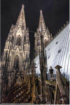 Europe vue d'en haut